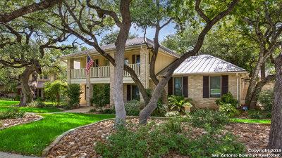 San Antonio Single Family Home New: 1902 Century Oak Trail