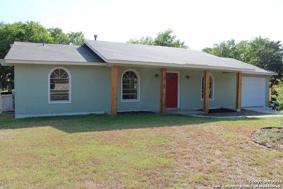 San Antonio TX Single Family Home Price Change: $159,900