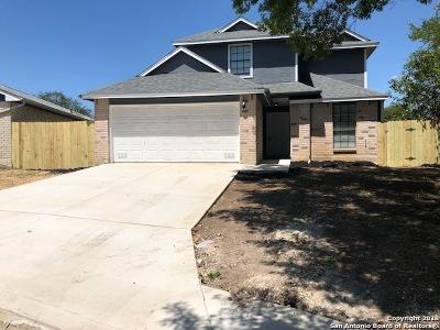 San Antonio TX Single Family Home New: $159,990