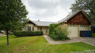 San Antonio TX Single Family Home New: $179,999