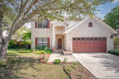 San Antonio Single Family Home New: 8826 Sarasota Woods
