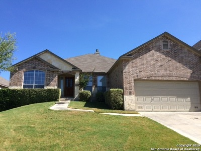 Helotes Rental For Rent: 9223 Fossil Ranch
