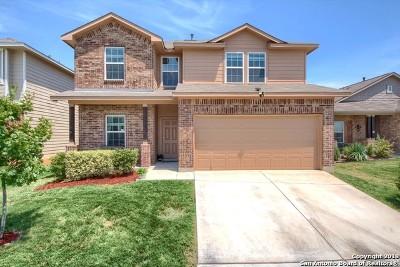 San Antonio Single Family Home New: 9711 Belmore Cove