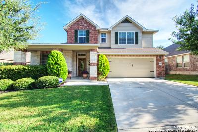 San Antonio Single Family Home New: 12610 Mitre Peak