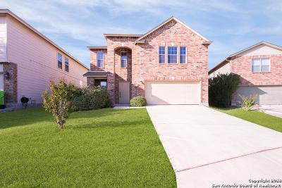 San Antonio Single Family Home New: 11011 Andover Peak