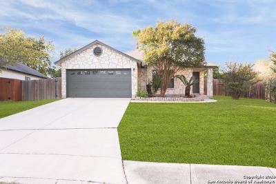 San Antonio Single Family Home New: 7103 Mustang Creek