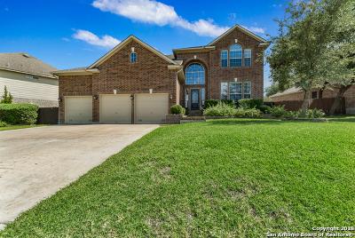 San Antonio Single Family Home New: 1506 Heavens Peak