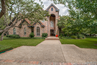San Antonio Single Family Home For Sale: 418 Happy Trail