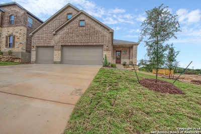San Antonio TX Single Family Home New: $366,922