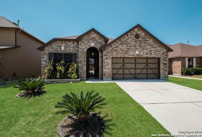 San Antonio Single Family Home New: 13106 Piper Sonoma