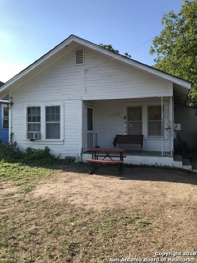 Single Family Home For Sale: 505 Bristol