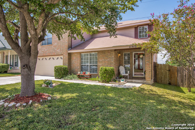 Helotes Single Family Home For Sale: 11515 Lingo