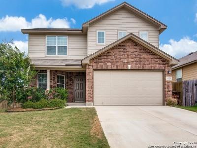 San Antonio Single Family Home New: 11727 Indian Cp