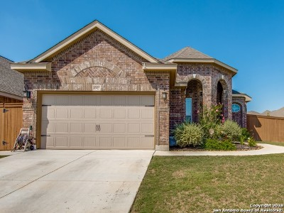 San Antonio Single Family Home New: 12422 Horse Crescent