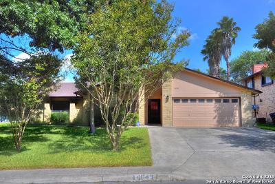 San Antonio Single Family Home New: 14043 Quarles St