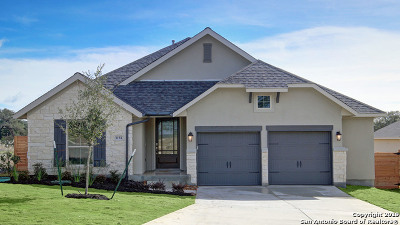 New Braunfels Single Family Home New: 1154 Thicket Lane