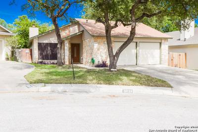 San Antonio Single Family Home New: 3011 Morning Ridge