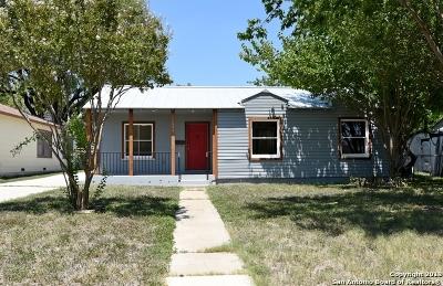 San Antonio Single Family Home New: 535 W Mariposa Dr