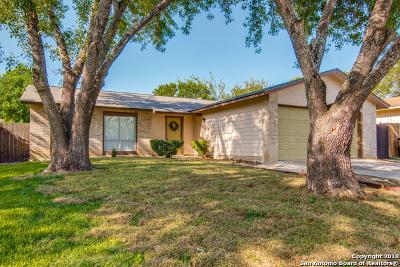 San Antonio Single Family Home New: 9435 Bowen Dr