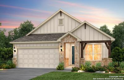 Schertz Single Family Home New: 6764 Concho Creek