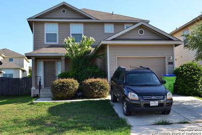 San Antonio Single Family Home New: 11330 Estufa Canyon