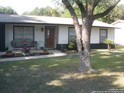 San Antonio Single Family Home New: 6315 Flint Rock Dr