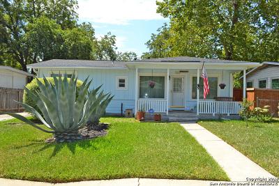 San Antonio Single Family Home New: 222 Future Dr