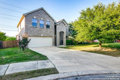 San Antonio Single Family Home Price Change: 4311 Palm Pt