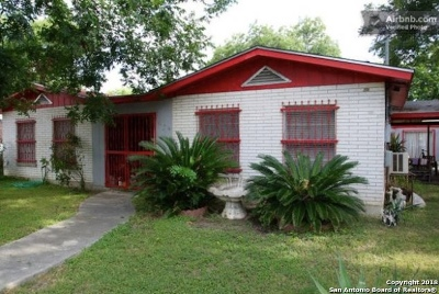 San Antonio Single Family Home New: 527 Humboldt St