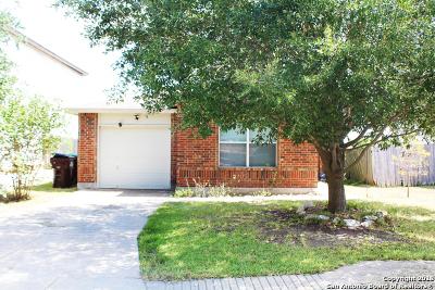 San Antonio Single Family Home New: 3734 Candleglenn
