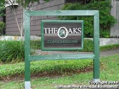 San Antonio Condo/Townhouse New: 2300 Nacogdoches Rd #249L