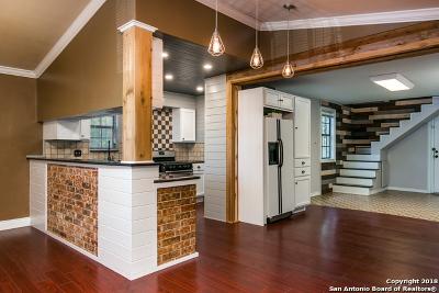 San Antonio Single Family Home New: 519 Wilcox Ave