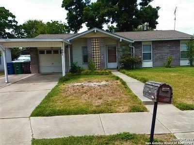 San Antonio Single Family Home New: 351 Kopplow_pl