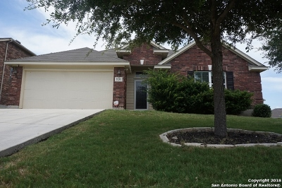 San Antonio Single Family Home New: 5231 Ginger Rise