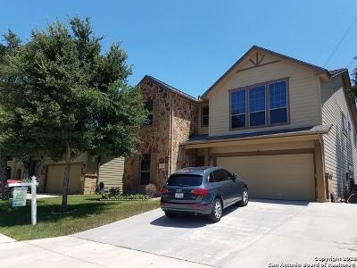Single Family Home For Sale: 21847 Thunder Basin