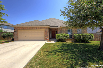 Helotes Single Family Home For Sale: 14008 Jubilee Way