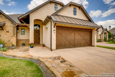 New Braunfels Single Family Home For Sale: 1014 Gruene Spring