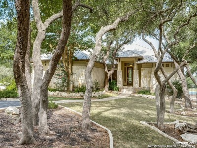 Spring Branch Single Family Home Active RFR: 680 River Way