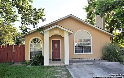 Single Family Home For Sale: 16619 Saltgrass St