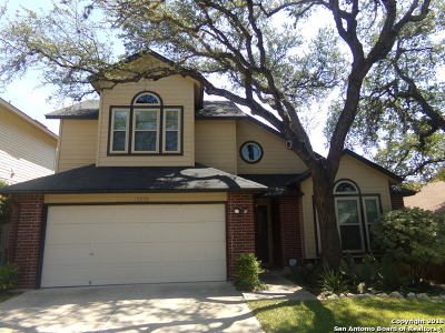 Single Family Home Price Change: 15039 Digger Dr