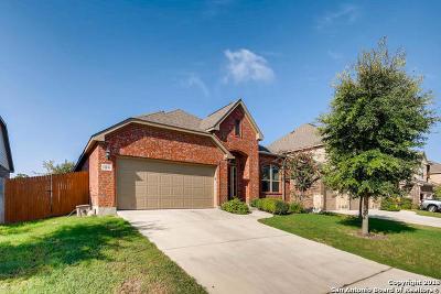 Bexar County Single Family Home Back on Market: 11830 Jasmine Way