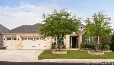 Alamo Ranch Single Family Home Price Change: 12523 Prince Solms