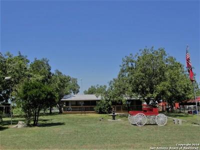 Medina County Single Family Home For Sale: 355 E County Road 678