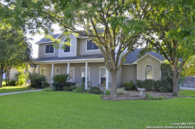 Boerne Single Family Home For Sale: 103 Glade Dr