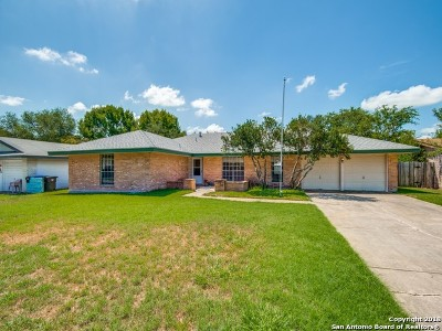 San Antonio Single Family Home Back on Market: 234 Meadow Path Dr