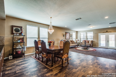 Guadalupe County Single Family Home For Sale: 409 Landmark Falls