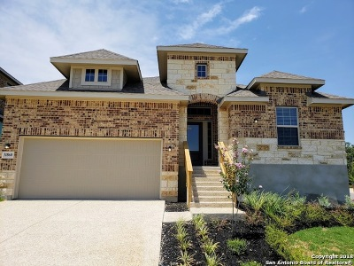 Bulverde Single Family Home For Sale: 31860 Cast Iron Cove