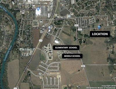 Guadalupe County Residential Lots & Land For Sale: Sagebiel Rd