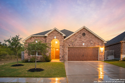 San Marcos Single Family Home Price Change: 627 Foxtail Run