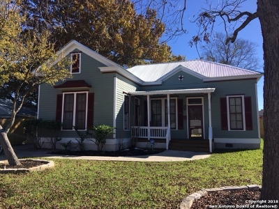 New Braunfels Rental Price Change: 1329 Jackson St